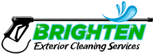 Brighten Exterior Cleaning Services logo-header